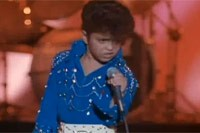 Bruno Mars Was Once Youngest Elvis Impersonator
