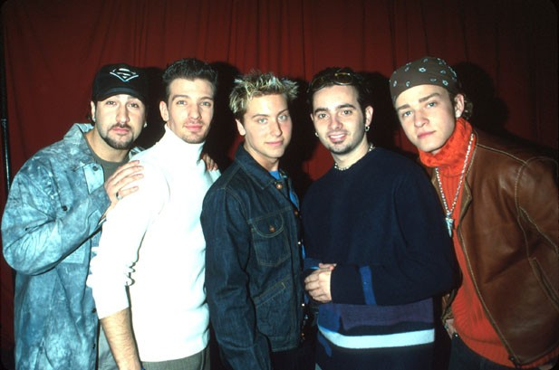 Boys Banned: *NSYNC Not Invited to Justin Timberlake's Wedding