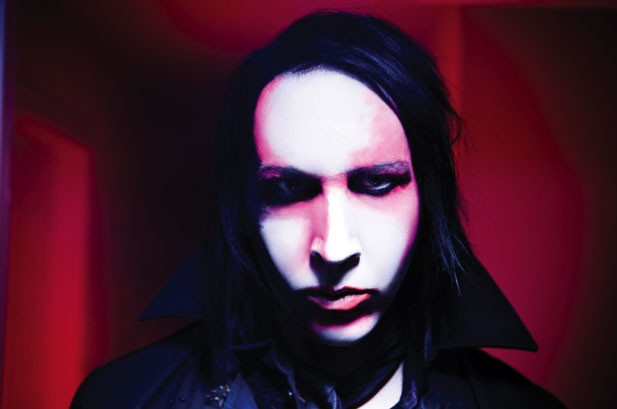 Marilyn Manson Plots 2011 Comeback with Indie Label