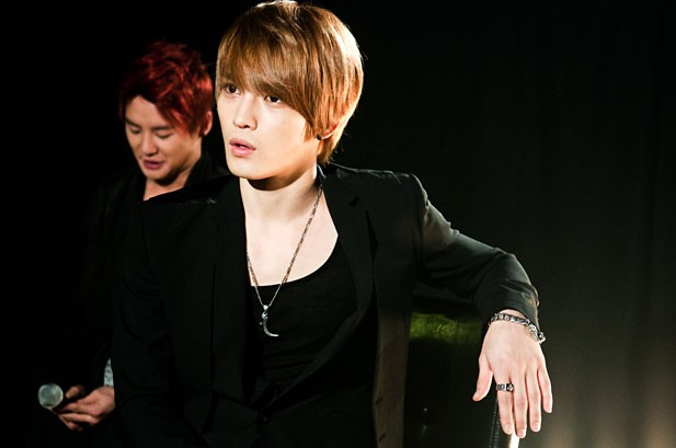 JYJ Performs Live in Our Studio