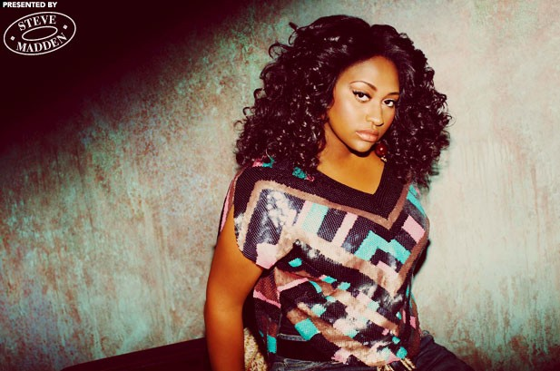 Jazmine Sullivan Thrilled to Succeed Gaga As Billboard's Rising Star