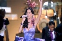 Katy Perry Brings 'Firework' to Victoria's Secret Fashion Show