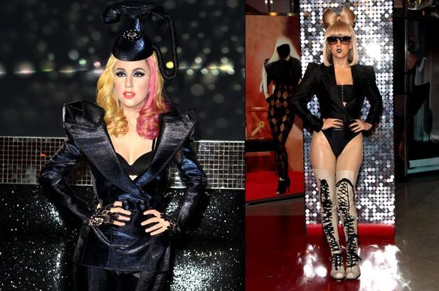 35 Pop Star Wax Figures