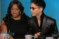 Trey Songz Shocked At Prince's Visit To 'The View'