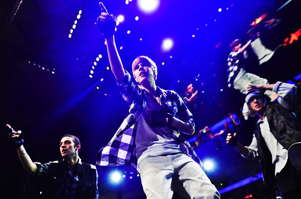Justin Bieber's Goal for 2011: 'To Win a Grammy'