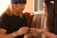 Bret Michaels Proposes to Kristi Gibson on VH1 Show Finale