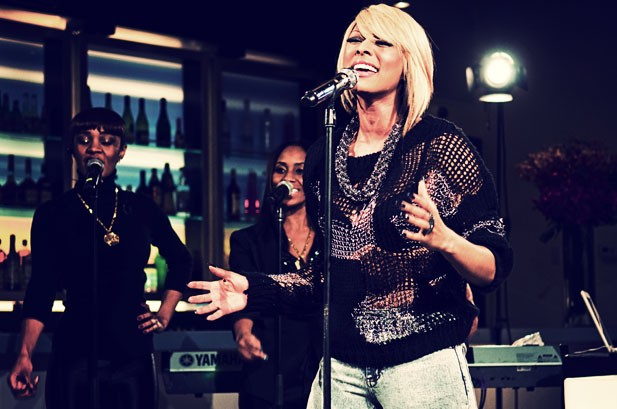 Keri Hilson Live: Tastemakers Video Series Concert