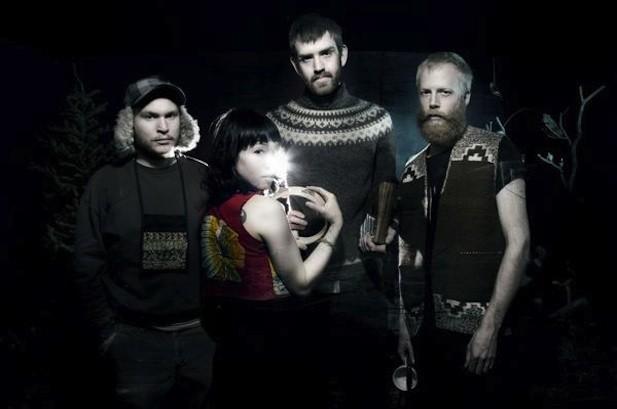 Little Dragon Preps New Album After Gorillaz Tour