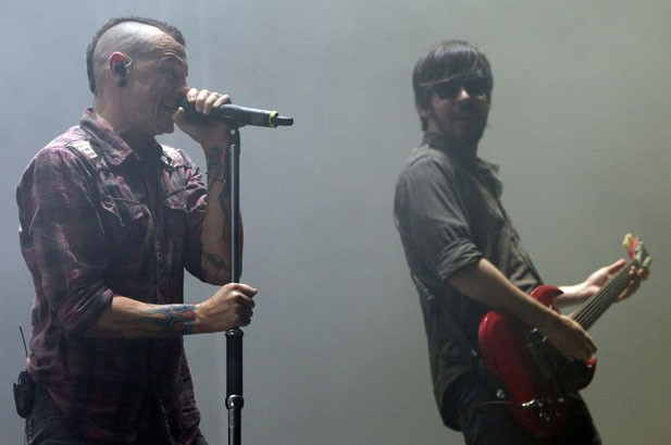 Linkin Park Feels 'Energized' to Write New Music on the Road