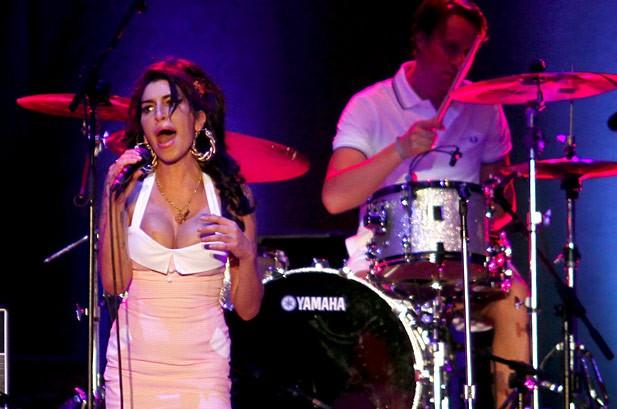 Amy Winehouse's Billboard U.S. Chart History