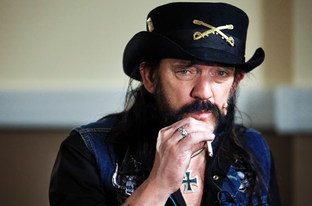 Motorhead's Kilmister Talks New HeadCat Album, Beatles Influence