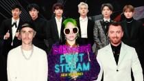 First Stream (2/14/20): New Music From Justin Bieber, Billie Eilish, Monsta X & More | Billboard
