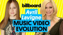 Avril Lavigne Music Video Evolution | Billboard