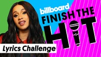 Finish The Hit: Cardi B Lyrics Challenge | Billboard
