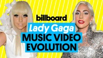 Lady Gaga Music Video Evolution | Billboard