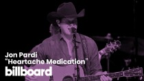 "Jon Pardi's ""Heartache Medication"" 