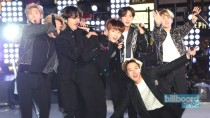BTS Spends Most Weeks at No. 1 on Social 50 Chart | Billboard News