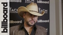 Jason Aldean Talks Dick Clark Artist of the Decade Award Win | ACM Awards 2019