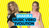 Shakira Music Video Evolution | Billboard
