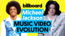Michael Jackson Music Video Evolution | Billboard