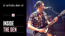 Inside the Den With Hozier: Theatre at Ace Hotel | Artists Den