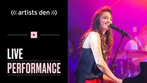 Sara Bareilles Performs 'Chasing the Sun' at the Orpheum Theatre | Artists Den