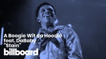 "A Boogie Wit da Hoodie's ""Stain"" feat. DaBaby 