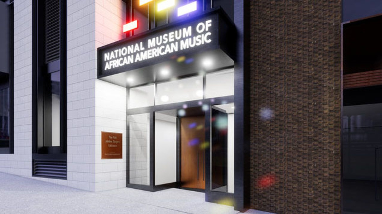 National Museum of African American Music Set to Open After Two Decade Process | Billboard News