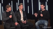 Sam Palladio and Chris Carmack talk about the final season of 'Nashville' | Billboard Live
