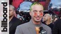 J Balvin Discusses His Performance With Bad Bunny & His Favorite Missy Elliott Video | VMAs 2019