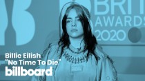"Billie Eilish's ""No Time To Die"" 