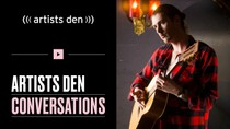 Hozier Conversations: 'Cherry Wine' | Artists Den