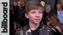 Mason Ramsey Talks Teaming Up With Lil Nas X, Billy Ray Cyrus, BTS and Diplo For 'Old Town Road' Performance | Grammys 2020