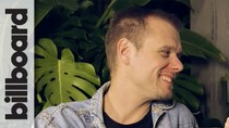 Armin van Buuren Talks New Music & Upcoming 'A State of Trance' Celebration | Billboard
