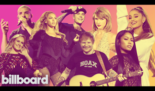 Top Artists Decade End Billboard
